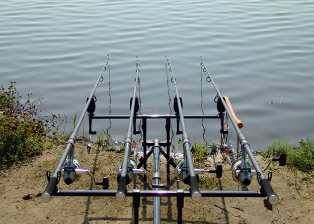 фото на рыбалке на карпа